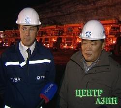 Президент Владимир Путин поддержит угледобывающие проекты Руслана Байсарова на территории Тувы