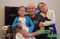 Артыш Валерьевич Ондар, 34 года, папа двух дочерей, житель Кызыла