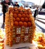 Кызыльчане без остатка съели хлебный дом Веры Лапшаковой