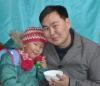 Сылдыс Ландарович Калынду, 24 года, папа четырехлетней Ксении, житель Кызыла