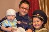 Сайгын Сааяевич Бюрбю, 41 год, папа двух детей, житель Кызыла
