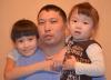Болат Комбуржапович Ховалыг, 30 лет, папа двух детей, житель Кызыла