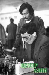 Владимир Бузыкаев. Шахматы – мой диагноз