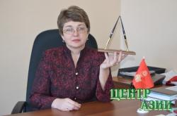 Елена Хардикова, заместитель мэра Кызыла по социальной политике: только с пол-оборота и пол-апельсина