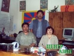 Ульяна Опей-оол: Тибет – моя любовь, моя боль