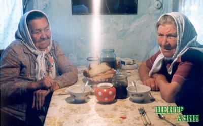 Доровских Евдокия и Бусарова Александра: Вот так и живем, то плачем, то смеемся