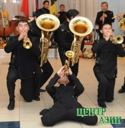 В Туве с 4 по 6 июня вновь прогремят «Фанфары в Центре Азии»