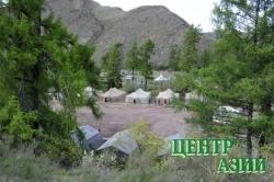 Будущие члены Русского географического общества рождаются в археологической экспедиции «Кызыл – Курагино»