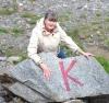 Лидия Косарева, преподаватель стиховедения Центра дополнительного образования Кызыла, поэт: «Лучше быть одному, чем в плохой компании».