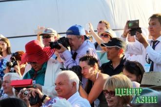С ощущением перевёрнутого мира разъехались из Тувы участники журналистского форума «Сибирь – территория надежд», встретившиеся во время фестиваля с героями пятого тома книги «Люди Центра Азии»