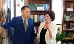 Первая общественная библиотека в Кызыле – книги без правил