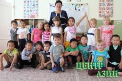 Людмила Маклакова, воспитатель речевой группы детского сада №29 Кызыла: «Очень важно, чтобы воспитатель сам произносил звуки и слова правильно».