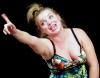 Главный приз Сибирского театрального фестиваля самостоятельных актерских работ Олеся Македонская увезла из Кызыла в Брянск