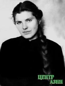 Роза Абрамова. Судьбы моей простое полотно