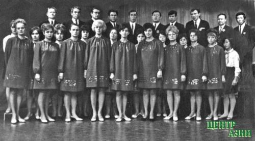 Народный «Горный лён» – память о хоре города Ак-Довурака
