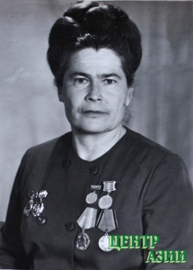Надежда Глазкова. Салик Христофора Скобеева