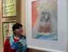 О Туве – в Варшаве: полотна Саиды Сичек