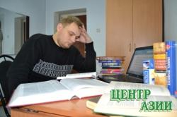 Константин Куцевалов, ведущий рубрики «Год русского языка в Туве – 2014» – итоговое интервью с самим собой: «Да здравствует великий и могучий!»