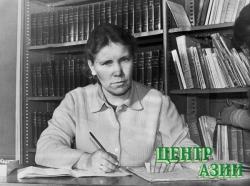 Галина Бессмертных. Книжница