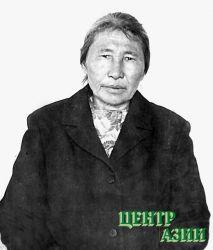Верная подруга жизни – Сюрюнмаа Кундуспаевна. Немало испытаний выпало на долю жены «врага народа». 1972 год.