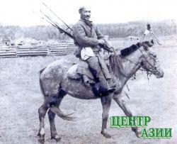 Дырбак Кунзегеш. Пастушка поэта
