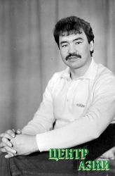 Сын Нины Дмитриевны и Сергея Бакизовича Пюрбю – Пюрбю Александр Сергеевич, 1995 год