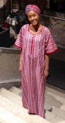 Амина Нмадзуру. Национальность – не вопрос