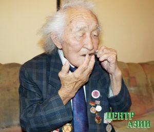 Александр Салчак. Семьдесят три года с демир-хомусом
