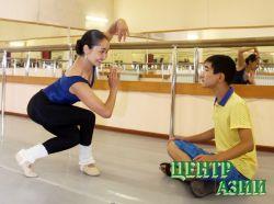Екатерина Кара-Донгак. Танцевать для сына