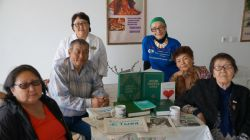 Серебряный санаторий с особым почетом принял первую группу ветеранов Союза журналистов Тувы