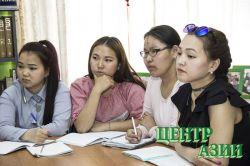 Союз журналистов Тувы и Кызылский колледж искусств продолжают партнерскую работу в мобильной школе толерантности