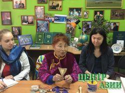 Шестой том книги «Люди Центра Азии» – новое ожерелье судеб многоликой Тувы – готовится к встрече с читателями