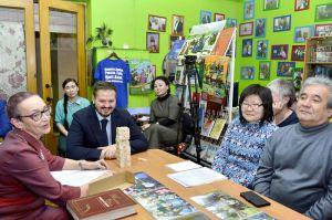 Башня добра: Союз журналистов Тувы пополнился десяткой новых членов